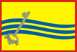Flag of Zhytomyrskiy Raion in Zhytomyr Oblast.png