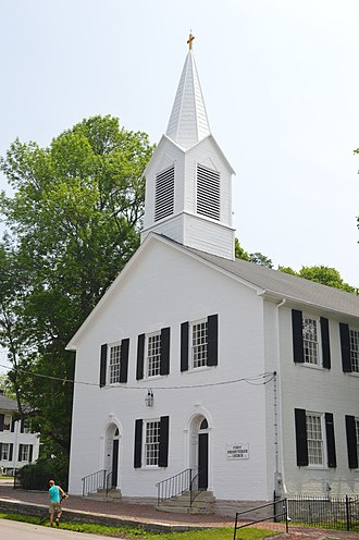 National Register of Historic Places listings in Fleming County, Kentucky - Image: Flemingsburg First Presbyterian Church