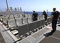 Flickr - Official U.S. Navy Imagery - Sailors perform maintenance on tomahawk cruise missile launchers..jpg