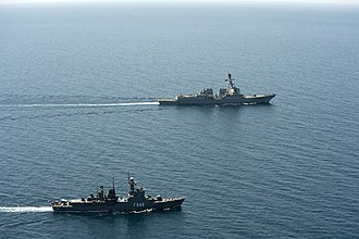 Egyptian Navy - US and Egyptian Navy train together during Operation Bright Star 12