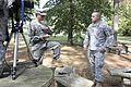 Flickr - The U.S. Army - Preparing for the media at Best Warrior Competition 2009.jpg