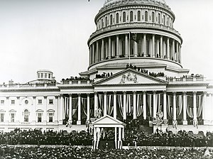 Second inauguration of William McKinley - Image: Flickr US Capitol Inauguration of President William Mc Kinley