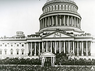 Second inauguration of William McKinley 33rd United States presidential inauguration