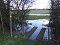 Flooded Footpath (Boudica's Way) - geograph.org.uk - 355443.jpg