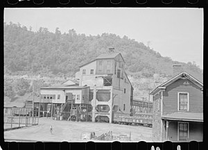 Floyd County, Kentucky - Coal mining has long been a major industry in Floyd County.