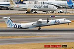 Flybe, G-ECOG, Bombardier Dash 8 Q400 (44355011782).jpg