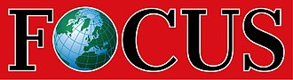 Focus (German magazine) - Image: Focus logo gross 2017