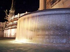 Fontana - il Vittoriano