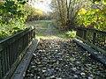 Footbridge across Lubbesthorpe Brook - geograph.org.uk - 1045510.jpg