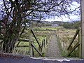 Footpath from Holcombe Road - geograph.org.uk - 1554420.jpg