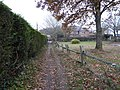 Footpath goes north to Nuthurst Road (geograph 5219401).jpg