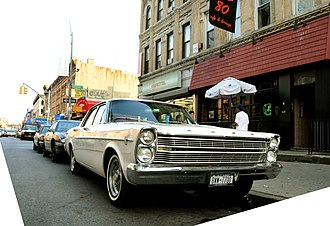 Ford Custom - 1966 Ford Custom 500