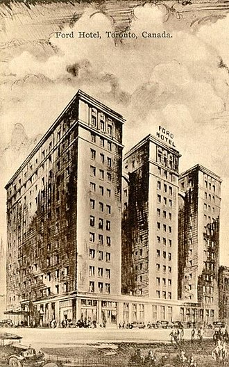 Ford Hotel - The Ford Hotel