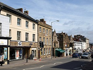 Chard, Somerset - Fore Street