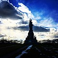 Forefathers Monument On A Cold Winter's Day, Plymouth, MA, 2016.jpg