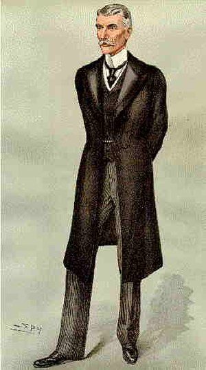 Frederick Forestier-Walker - Caricature of General Sir Frederick Forestier-Walker, ''Vanity Fair'', December 1902