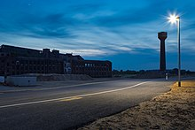 Former tire factory site Continental AG Limmer Hannover Germany 01.jpg