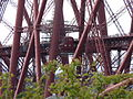 Forth Bridge Maintenance house 2015.jpg