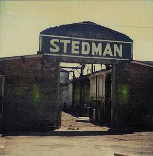 Stedman Machine Company - Dismantling of Stedman foundry