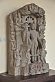 Four-armed Vishnu - Circa 11th Century CE - ACCN 80-19 - Government Museum - Mathura 2013-02-23 4993.JPG