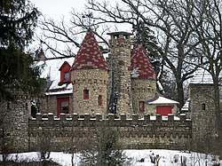 Fox River Grove Castle.JPG