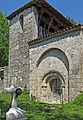 Frégimont - Église Sainte-Raffine de Gaujac -2.JPG