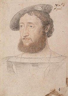 Francis de Bourbon, Count of St. Pol French noble
