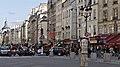 France, Paris, la rue Saint-Antoine dans le quartier du Marais.jpg
