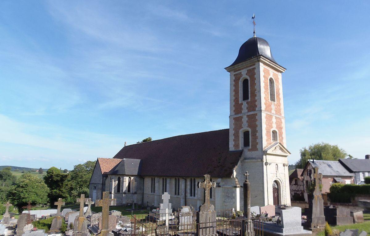 Le Mesnil-sur-Blangy — Wikipédia