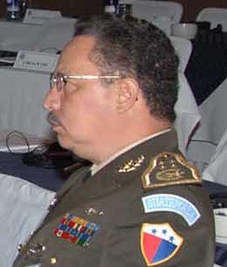 Ministry of Defence (Guatemala) - Bermúdez