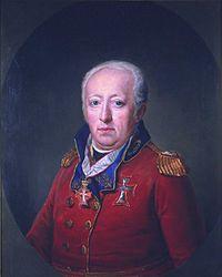 Frederik Gottschalk von Haxthausen av Wilhelm Holter, Eidsvoll 1814, EM.00263 (cropped).jpg