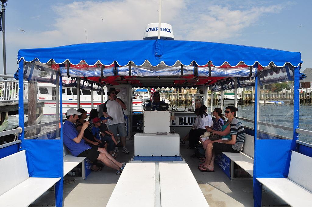 Freeport Water Taxi And Tours