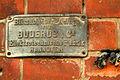 Freidingstraße 4 Hannover Anderten Kuhstall Schild Blitzableiter-Anlage von Buderus & Co. Elektrotechnische Fabrik.jpg