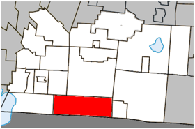 Frelighsburg Quebec location diagram.PNG