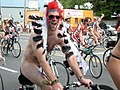 Fremont naked cyclists 2009 - 09.jpg