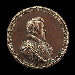 Jean de Saulx, 1555-1629, Viscount of Tavanes and Lugny, and Marquess of Mirabet [obverse]