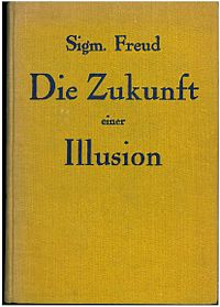 The Future of an Illusion cover