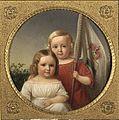 Friedrich Boser - Kinder der Familie Ysenburg 1845.jpg