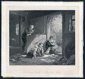 Friedrich Eduard Meyerheim 1847 Albert Henry Payne The Happy Family Häusliches Glück Stahlstich.jpg