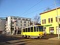 Friedrichshagen - Tram am Mueggelseedamm - geo.hlipp.de - 31535.jpg