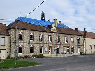 Fromentières, Marne Commune in Grand Est, France