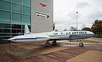 Frontiers of Flight Museum December 2015 005 (Lockheed T-33A Shooting Star).jpg