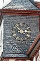 Froschhausen Rathaus Uhr.jpg