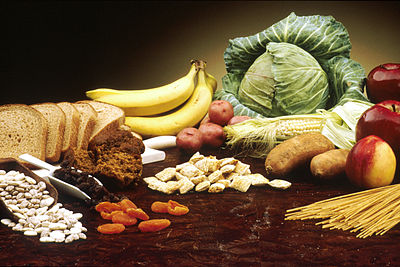 The Insoluble Fiber Listed On Food Packages