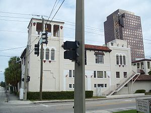 Coca-Cola Bottling Plant (Fort Lauderdale, Florida) - Image: Ft Laud FL crths 01