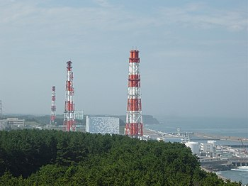 Fukushima I nuclear power plant before the 201...