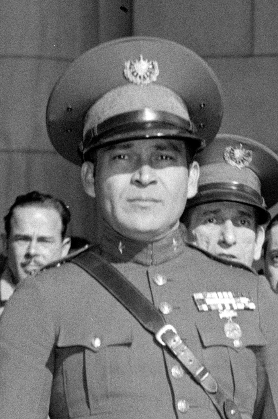 Fulgencio Batista, 1938