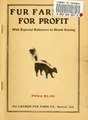 Fur farming for profit; (IA furfarmingforpro00laym).pdf