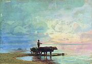 Fyodor Vasilyev On the beach 11020.jpg