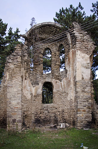 Monuments of Kosovo - St. Peter's Basilica Church
